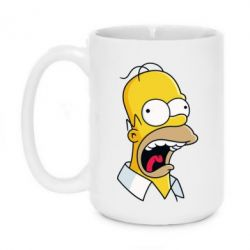 Кружка 420ml Crazy Homer! - FatLine