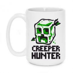 Кружка 420ml Creeper Hunter - FatLine