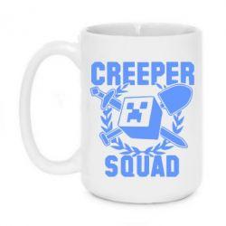Кружка 420ml Creeper Squad - FatLine