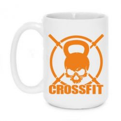 Кружка 420ml Crossfit Misfit - FatLine