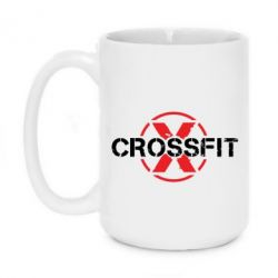 Кружка 420ml CrossFit X - FatLine