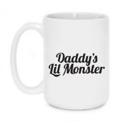 Кружка 420ml Daddy's Lil Monster - FatLine