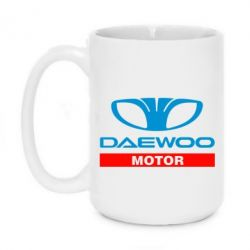 Кружка 420ml Daewoo Motors - FatLine