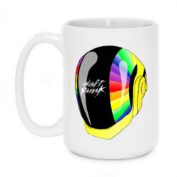 Кружка 420ml Daft Punk Logo - FatLine