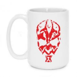 Кружка 420ml Darth Maul Logo