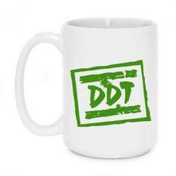 Кружка 420ml DDT (ДДТ) - FatLine