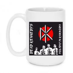 Кружка 420ml Dead Kennedys
