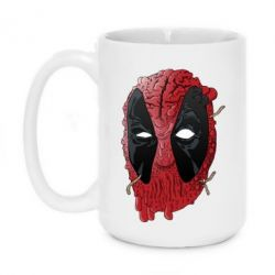 Кружка 420ml Deadpool Art