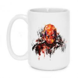 Кружка 420ml Deadpool Bad Hero - FatLine