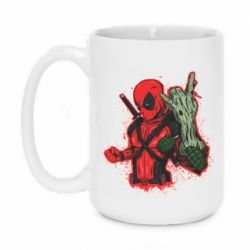 Кружка 420ml Deadpool Cool - FatLine