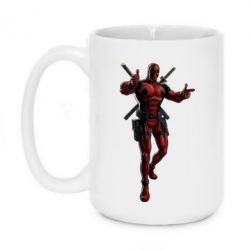 Кружка 420ml Deadpool
