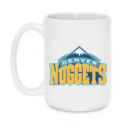Кружка 420ml Denver Nuggets - FatLine