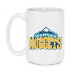Кружка 420ml Denver Nuggets - FatLine