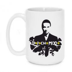 Кружка 420ml Depeche Mode Альбом