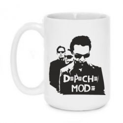 Кружка 420ml Depeche Mode Band
