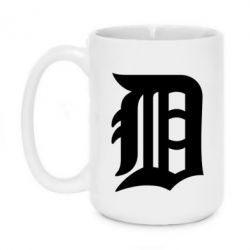 Кружка 420ml Detroit Tigers