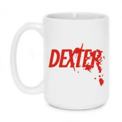 Кружка 420ml Dexter Logo - FatLine