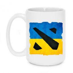 Кружка 420ml Dota 2 Ukraine Team - FatLine
