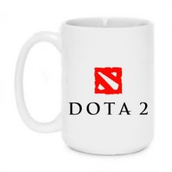 Кружка 420ml Dota 2 - FatLine