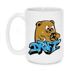 Кружка 420ml Drift Bear - FatLine