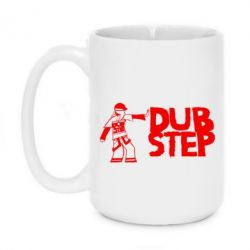 Кружка 420ml Dub Step Dance