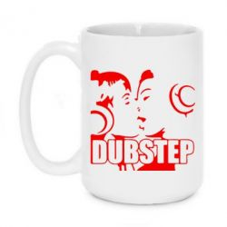 Кружка 420ml Dub Step Kiss - FatLine