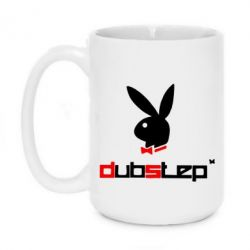 Кружка 420ml Dub Step Playboy - FatLine