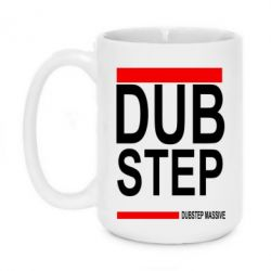 Кружка 420ml Dub Step - FatLine