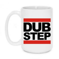 Кружка 420ml Dub Step