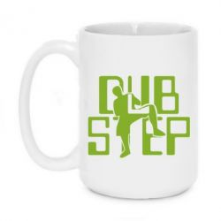 Кружка 420ml DubStep Logo