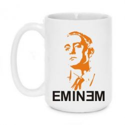 Кружка 420ml Eminem Logo - FatLine