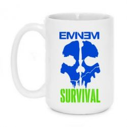 Кружка 420ml Eminem Survival