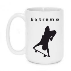 Кружка 420ml Extreme Skater - FatLine