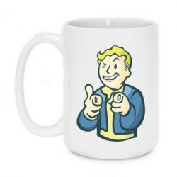 Кружка 420ml Fallout 4 Boy - FatLine