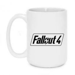 Кружка 420ml Fallout 4 - FatLine