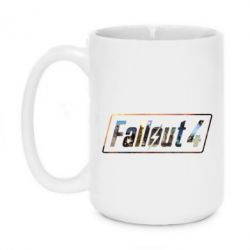 Кружка 420ml Fallout Main Logo