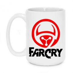 Кружка 420ml FarCry LOgo - FatLine