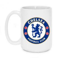Кружка 420ml FC Chelsea - FatLine