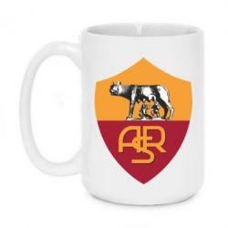 Кружка 420ml FC Roma - FatLine