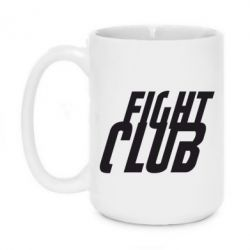 Кружка 420ml Fight Club - FatLine