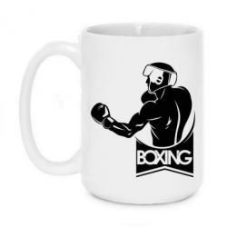 Кружка 420ml Fighter Boxing