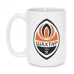Кружка 420ml ФК Шахтер - FatLine