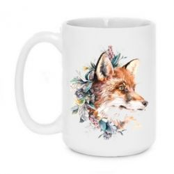 Кружка 420ml Fox Art
