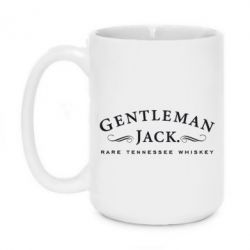 Кружка 420ml Gentleman Jack - FatLine