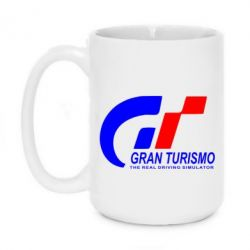 Кружка 420ml Gran Turismo 5 - FatLine