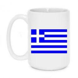 Кружка 420ml Греция - FatLine