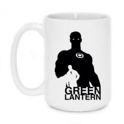Кружка 420ml Green Lantern - FatLine