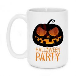 Кружка 420ml Halloween Party