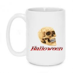 Кружка 420ml Halloween Skull - FatLine