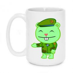 Кружка 420ml happy tree friends flippy